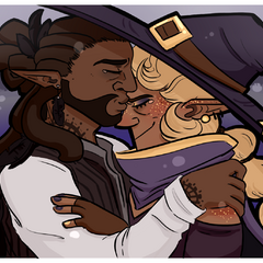 Kravitz (and Taako) by <a rel=