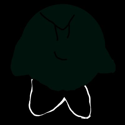 Black kirby redesign