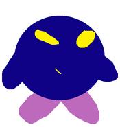 Translucent Kirby2nofire