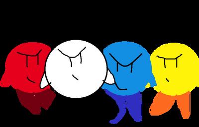 Major 4 Kirbys