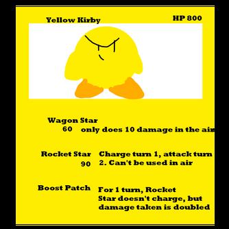 Yellow k
