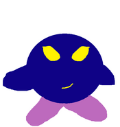 Translucent Kirby no fire
