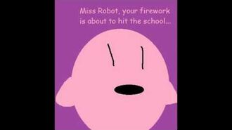 Miss Robot's fourth of july