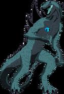 Negative Ouroborosaurus