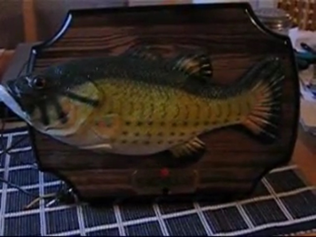 Big mouth billie bass the all about singing fish wiki for Big mouth fish