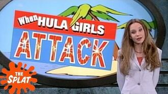 When Hula Girls Attack The Amanda Show The Splat