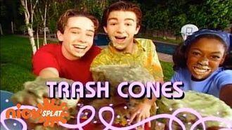 """""""Trash Cones"""" Commercial The Amanda Show NickSplat"""