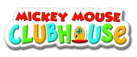 Mickey mouse Club House Logo