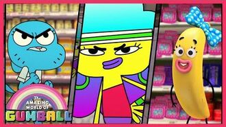She's The Best (Original Version) The Amazing World of Gumball 1080p