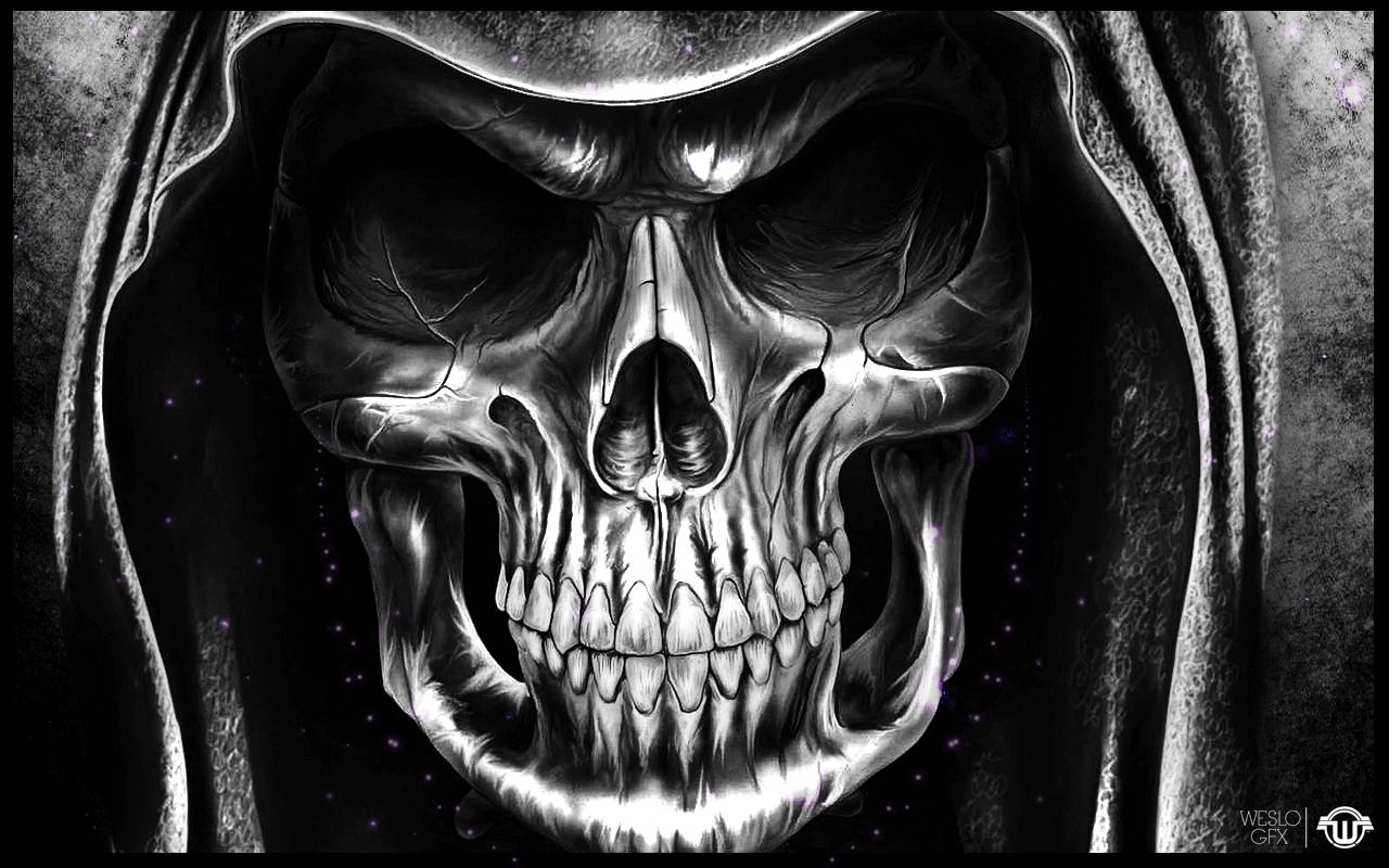 Image Skull Reaper By Weslo11g The Amazing World Of Gumball