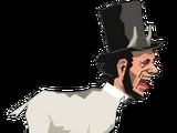 Коза Авраам Линкольн