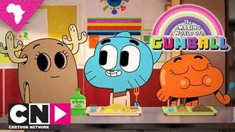 Gumball Serenades Penny The Amazing World of Gumball Cartoon Network-1593805246