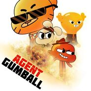 Agent Gumball Mission Impossible Parody