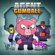 Agent gumball enemies