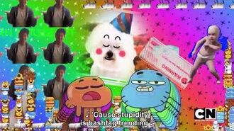 The Amazing World of Gumball The Web Song-2
