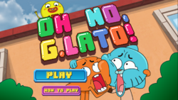 Oh No G. Lato-Title screen