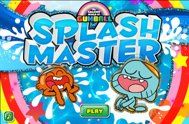 splash master the amazing world of gumball wiki fandom
