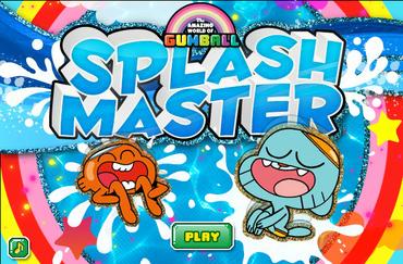 Pool Master Tv Show Wiki Of Splash Master The Amazing World Of Gumball Wiki Fandom