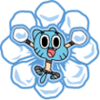 Badge defeatasGumball