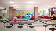 Gumball Watterson on The Bros