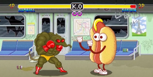 KebabFighter