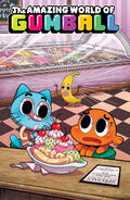 KABOOM Amazing World of Gumball 005 A