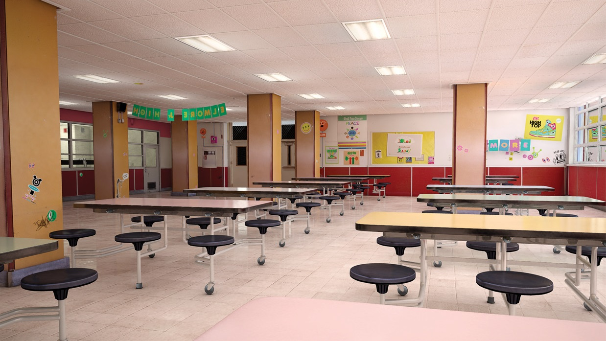 image elmorejuniorhigh cafeteria jpg the amazing world of