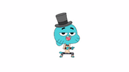 TheDate Gumball 2DAnimationTest 1