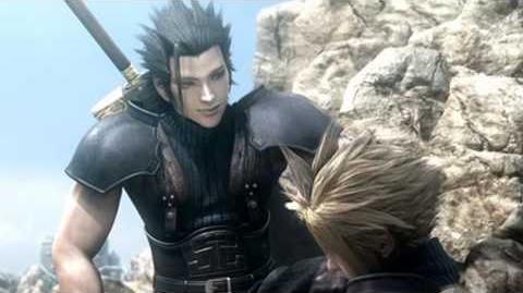 Final Fantasy VII Crisis Core Zacks Last Fight in HD!