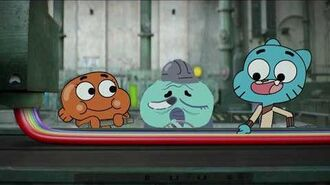 The Amazing World of Gumball - Red, Orange, Yellow!