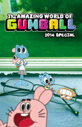 KABOOM Amazing World of Gumball 2014 Special 001 A