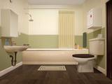 The Wattersons' bathroom