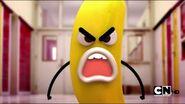 Banana Joe fastidiado
