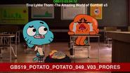 GB519 Potato