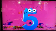 Gumball the number 5