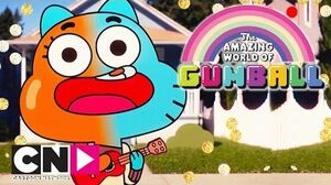 The Amazing World of Gumball Weird Like You & Me Cartoon Network