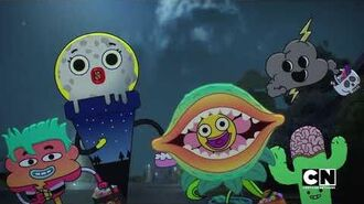 The Amazing World of Gumball - The Ghouls Preview