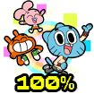 Gumball fellowshipofthethings 100percentcompletion