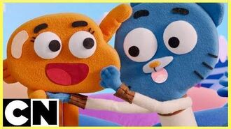 The Amazing World of Gumball Part 1 Waiting for Gumball