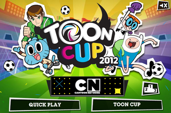 Toon Cup 2012 The Amazing World Of Gumball Wiki Fandom