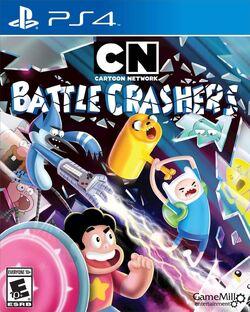 CNBattleCrashers PS4Cover