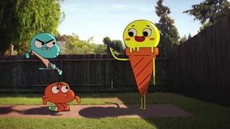 The Amazing World of Gumball - They Call Me Sarah