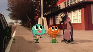 Gumball, Darwin, and Simian in The Apology