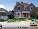 The Robinsons' car