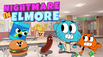 Nightmare In Elmore The Amazing World Of Gumball Wiki Fandom