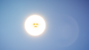 SUN TIRED
