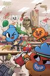 KABOOM Amazing World of Gumball 009 A