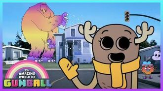 It's Christmas Eve (Original Version) The Amazing World of Gumball 1080p