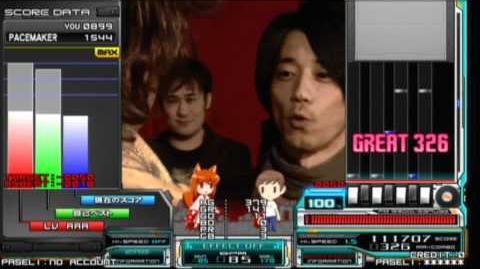 Beatmania IIDX19 Lincle SA.YO.NA.RA. SUPER STAR(ANOTHER)