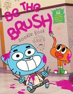 BeTheBrushDoodleBook